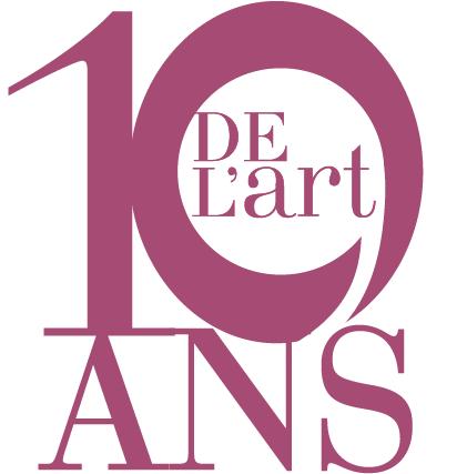 Le guide DEL'ART fête ses 10 ans !