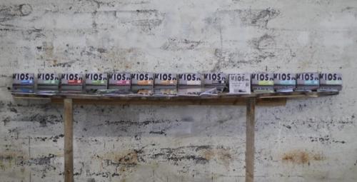 Kiosk, Editions DEL'ART