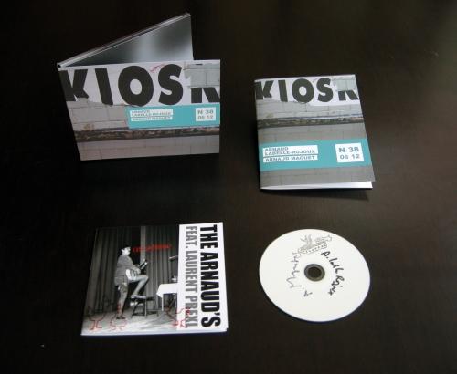 KIOSK N38 - Édition de tête