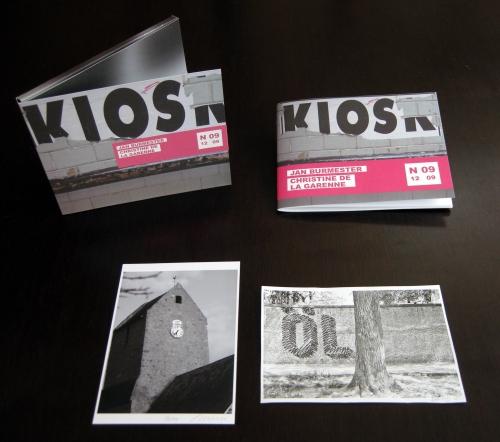 KIOSK N09 - Édition de tête