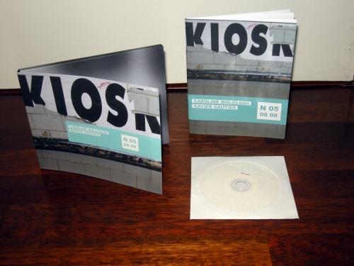KIOSK N05 - Édition de tête