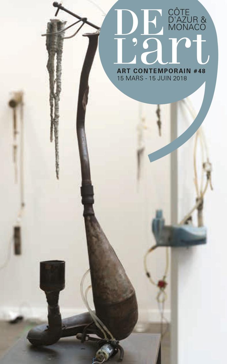 Vivien Roubaud, DEL'ART #48
