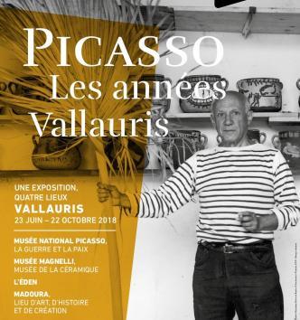 Picasso Les années Vallauris