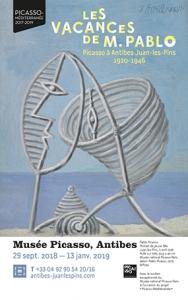 Les vacances de M. Pablo : Picasso à Antibes Juan-les-Pins, 1920-1946 • Musée Picasso