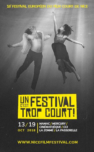 Un festival c'est trop court, Nice 2018
