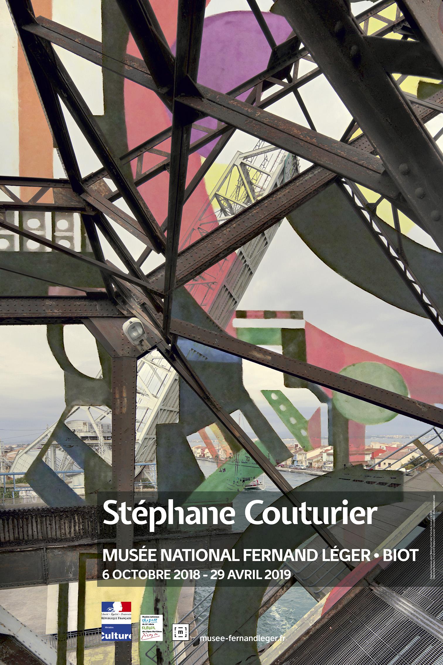 Stephane Couturier, Musée Fernand Léger, Biot