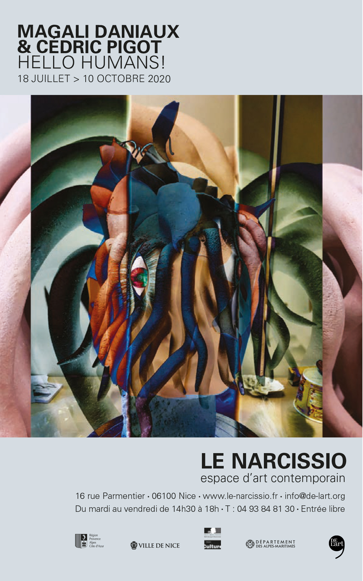 DEL'ART #57 Le Narcissio, Nice