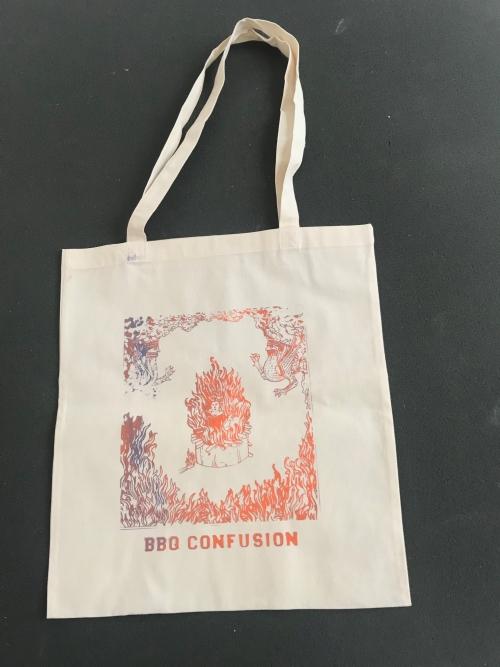 Tote Bag BBQ Confusion Narcissio