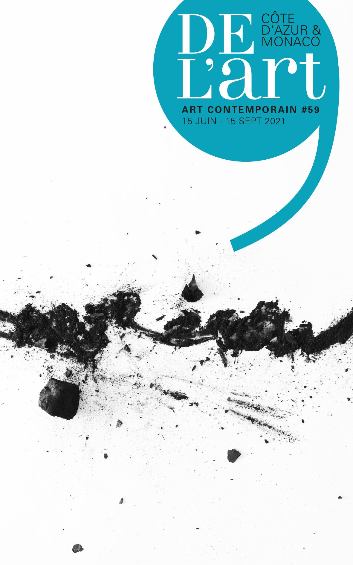 DEL'ART #59 © Charlotte Pringuey-Cessac Ligne, 2019 Ligne, Vidéo, 1:53 min Courtesy Galerie Eva Vautier